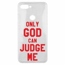 Чохол для Xiaomi Mi8 Lite Тільки Бог може судити мене