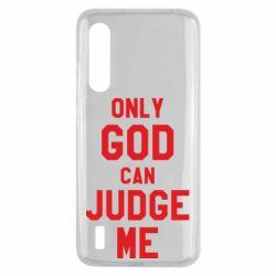 Чохол для Xiaomi Mi9 Lite Тільки Бог може судити мене