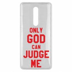 Чохол для Xiaomi Mi9T Тільки Бог може судити мене