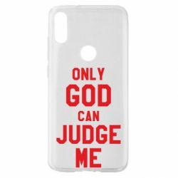Чохол для Xiaomi Mi Play Тільки Бог може судити мене