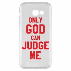 Чохол для Samsung A5 2017 Тільки Бог може судити мене