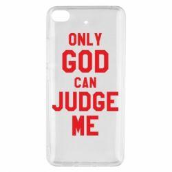 Чохол для Xiaomi Mi 5s Тільки Бог може судити мене