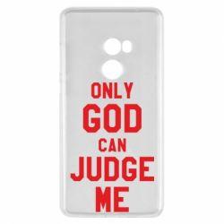 Чохол для Xiaomi Mi Mix 2 Тільки Бог може судити мене