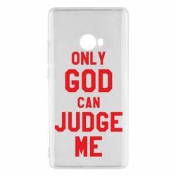 Чохол для Xiaomi Mi Note 2 Тільки Бог може судити мене