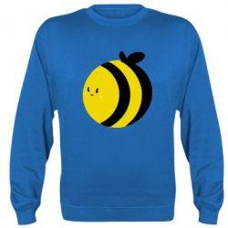 Реглан (світшот) товста бджілка - FatLine
