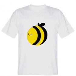 Мужская футболка товста бджілка - FatLine