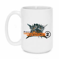 Кружка 420ml Tom Clancy's The Division 2