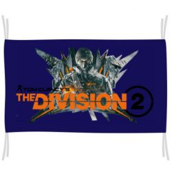 Флаг Tom Clancy's The Division 2