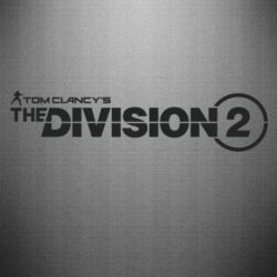 Наклейка Tom Clancy's The Division
