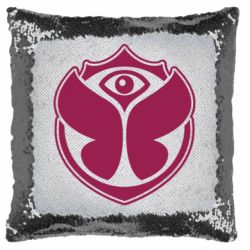 Подушка-хамелеон Tomorrowland