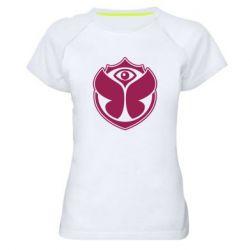 Жіноча спортивна футболка Tomorrowland