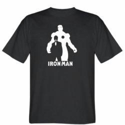 Чоловіча футболка Tony iron man