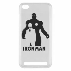 Чехол для Xiaomi Redmi 5A Tony iron man