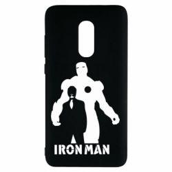 Чехол для Xiaomi Redmi Note 4 Tony iron man