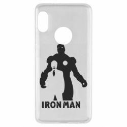 Чехол для Xiaomi Redmi Note 5 Tony iron man