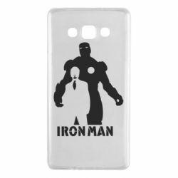 Чохол для Samsung A7 2015 Tony iron man