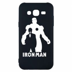 Чехол для Samsung J5 2015 Tony iron man
