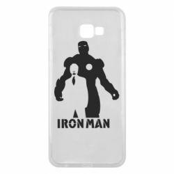 Чохол для Samsung J4 Plus 2018 Tony iron man