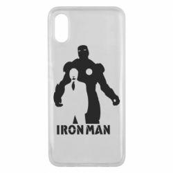 Чехол для Xiaomi Mi8 Pro Tony iron man
