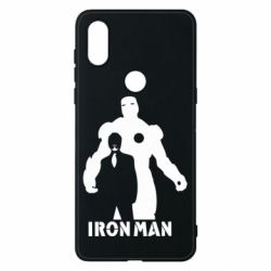 Чехол для Xiaomi Mi Mix 3 Tony iron man