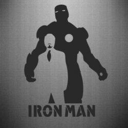 Наклейка Tony iron man