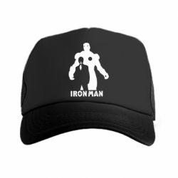 Кепка-тракер Tony iron man