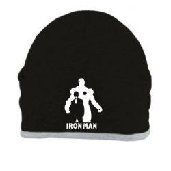 Шапка Tony iron man