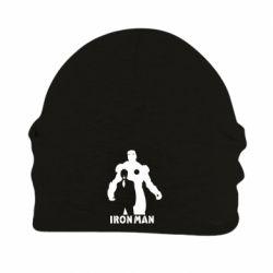 Шапка на флисе Tony iron man