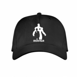 Детская кепка Tony iron man