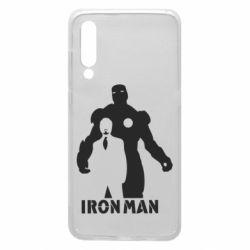 Чехол для Xiaomi Mi9 Tony iron man