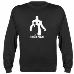 Реглан (свитшот) Tony iron man