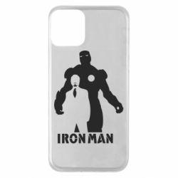 Чохол для iPhone 11 Tony iron man
