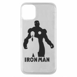Чохол для iPhone 11 Pro Tony iron man