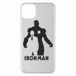 Чехол для iPhone 11 Pro Max Tony iron man