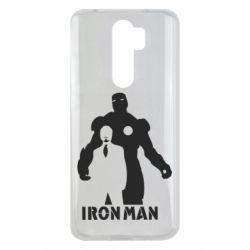 Чехол для Xiaomi Redmi Note 8 Pro Tony iron man