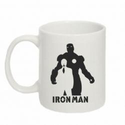 Кружка 320ml Tony iron man