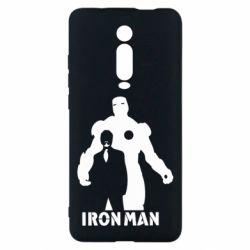 Чехол для Xiaomi Mi9T Tony iron man
