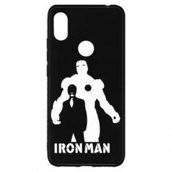 Чехол для Xiaomi Redmi S2 Tony iron man