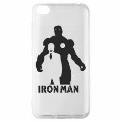 Чехол для Xiaomi Redmi Go Tony iron man