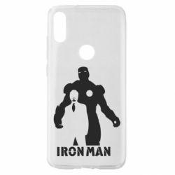 Чехол для Xiaomi Mi Play Tony iron man