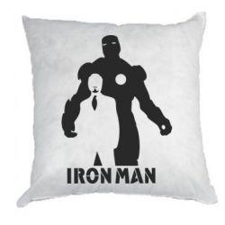 Подушка Tony iron man