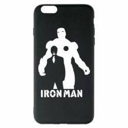 Чохол для iPhone 6 Plus/6S Plus Tony iron man