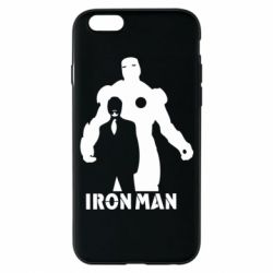Чехол для iPhone 6/6S Tony iron man