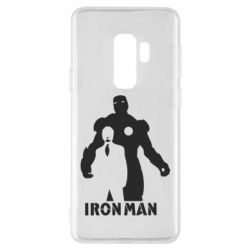 Чехол для Samsung S9+ Tony iron man
