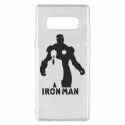 Чохол для Samsung Note 8 Tony iron man