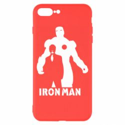 Чохол для iPhone 8 Plus Tony iron man