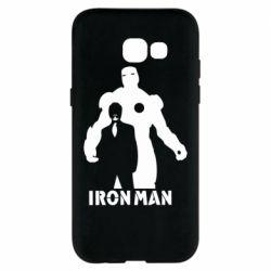 Чохол для Samsung A5 2017 Tony iron man