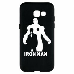 Чехол для Samsung A5 2017 Tony iron man