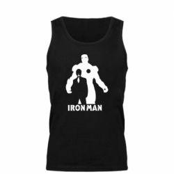 Мужская майка Tony iron man