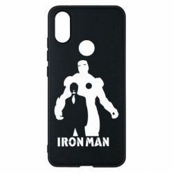 Чехол для Xiaomi Mi A2 Tony iron man